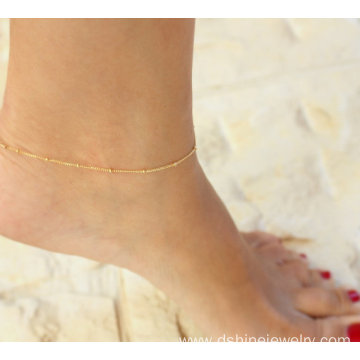 Latest Anklet Bracelet Body Beads Chain Jewelry Bracelet